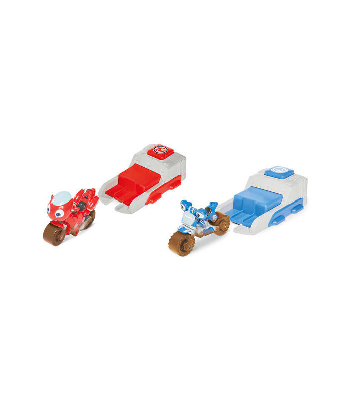 Ricky Zooming Launcher AND Vehicle Toy Store