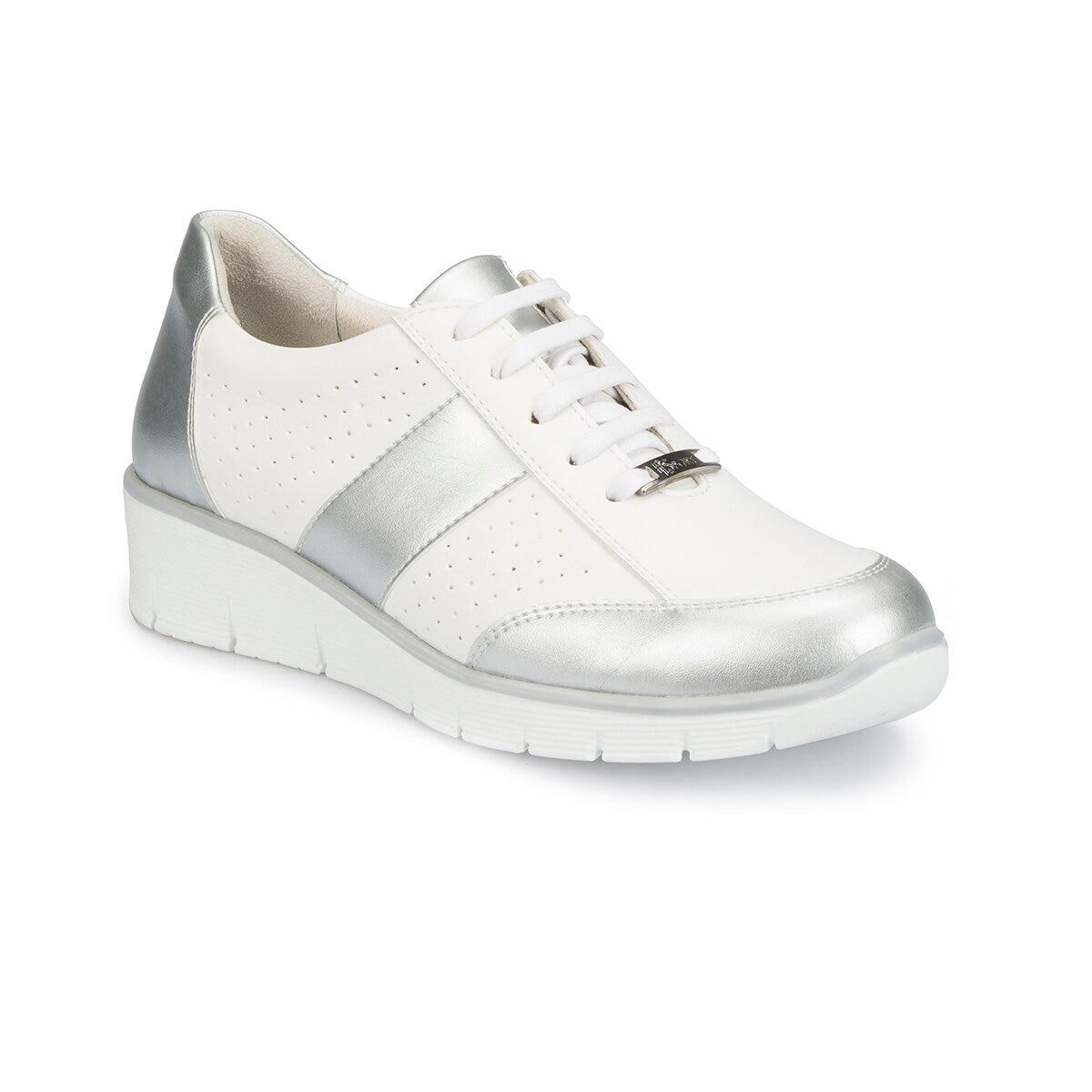 FLO 81.111313.Z Silver Women Basic Comfort Polaris