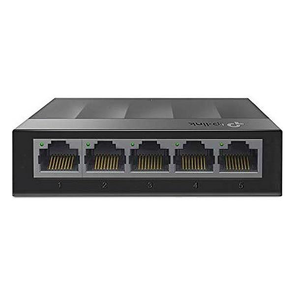 Desktop Switch TP-Link LS1005G 10/100 Mbps Black