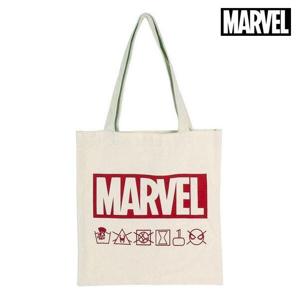 Multi-use Bag Marvel 72895 White Cotton