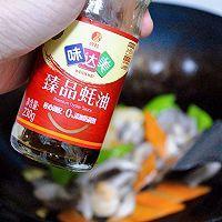 虾仁平菇炒时蔬 | 火锅剩余食材炒盘菜的做法图解8
