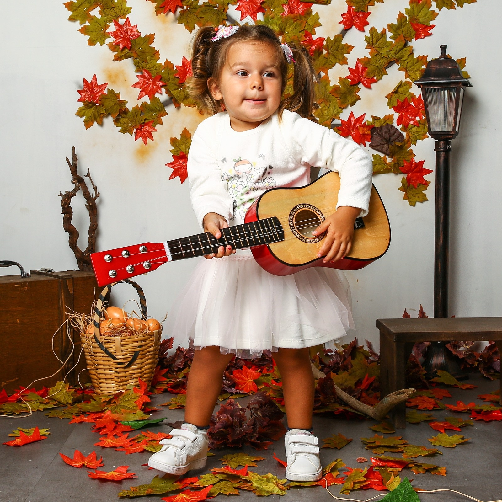 Ebebek Bebbek Tulle Skirt Baby Girl Dress