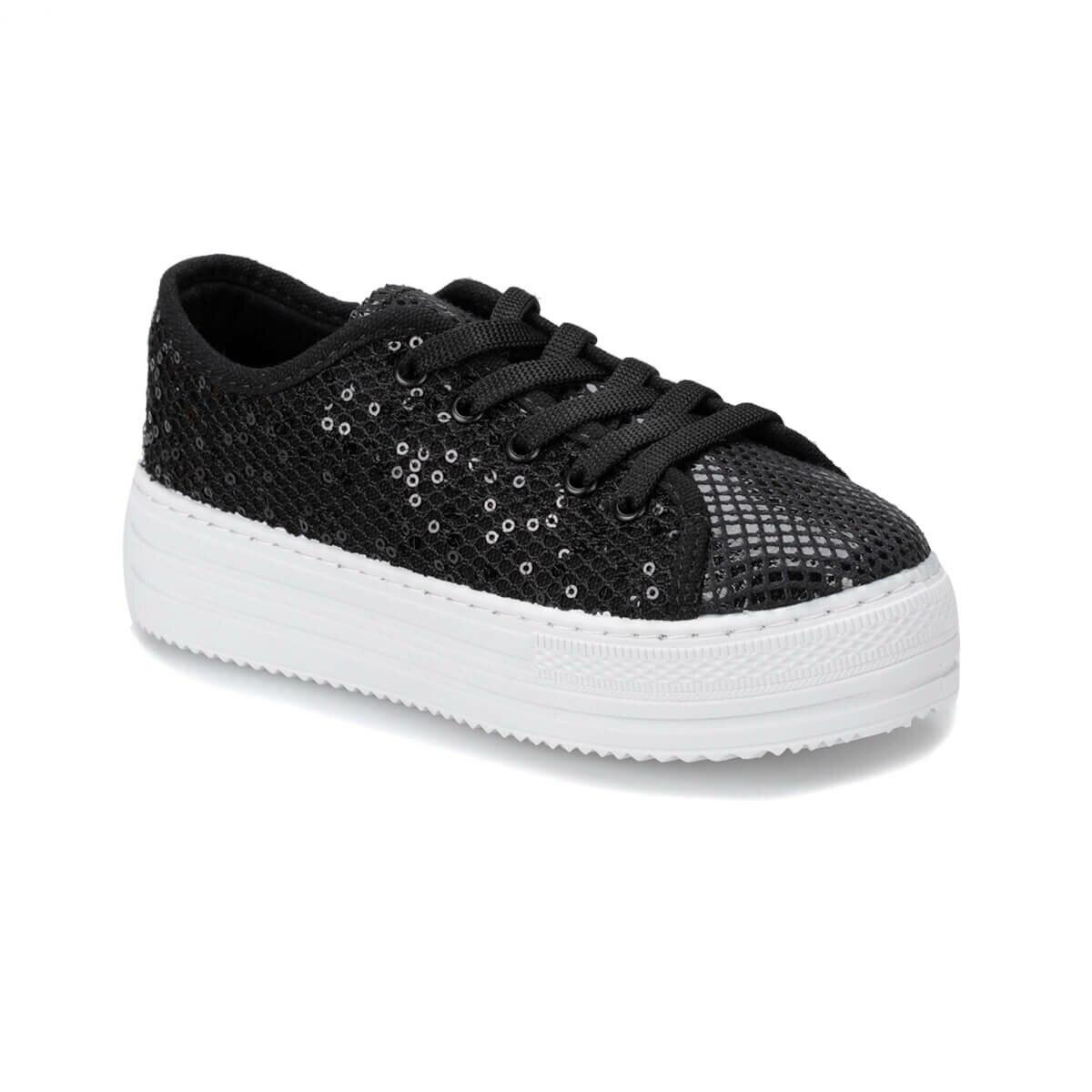 FLO 91. DESY-2. F Black Female Child Shoes PINKSTEP