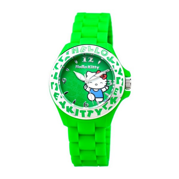 Infant's Watch Hello Kitty HK7143L-18 (38 Mm)