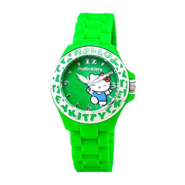 Infant's Watch Hello Kitty HK7143L-18 (38 Mm)