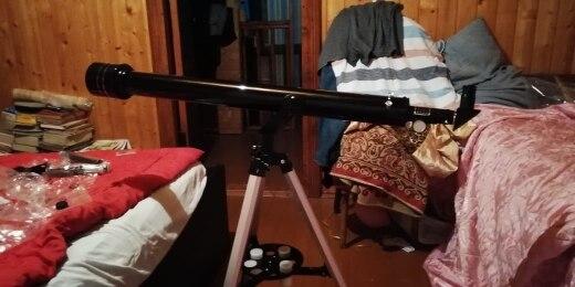 Telescópio e binóculos Astronômico Outdoor Monocular