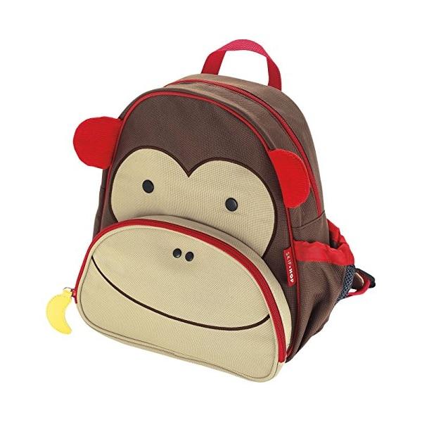 Child Bag Nikidom Monkey Brown