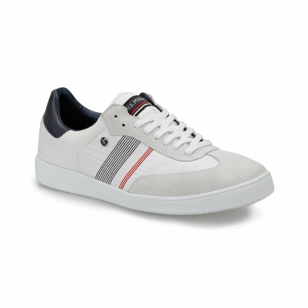 FLO NATIVE White Male Shoes U.S. POLO ASSN.