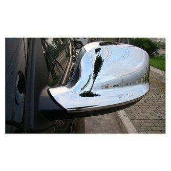 Chrome rearview BMW X1