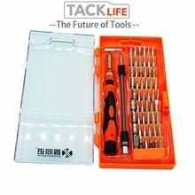 Набор отверток tacklife 58 в 1 прецизионный Трещоточный ключ