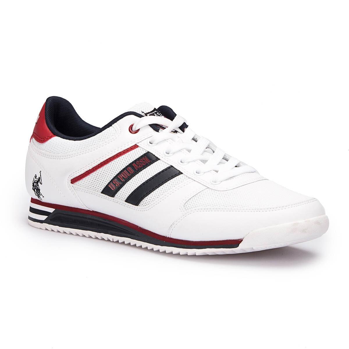 FLO KENY White Men 'S Sneaker Shoes U.S. POLO ASSN.
