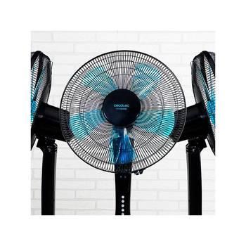 Ventilateur Sur Pied Cecotec ForceSilence 530 Puissance Connectée 50W (Ø 40 Cm)