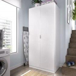 Szafa 2 drzwi skrzynia 81 cm szerokości w Szafy od Meble na