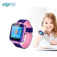 EHUNT 2019 GPS Tracker S12 Smart Watch for Kid Support SIM Card