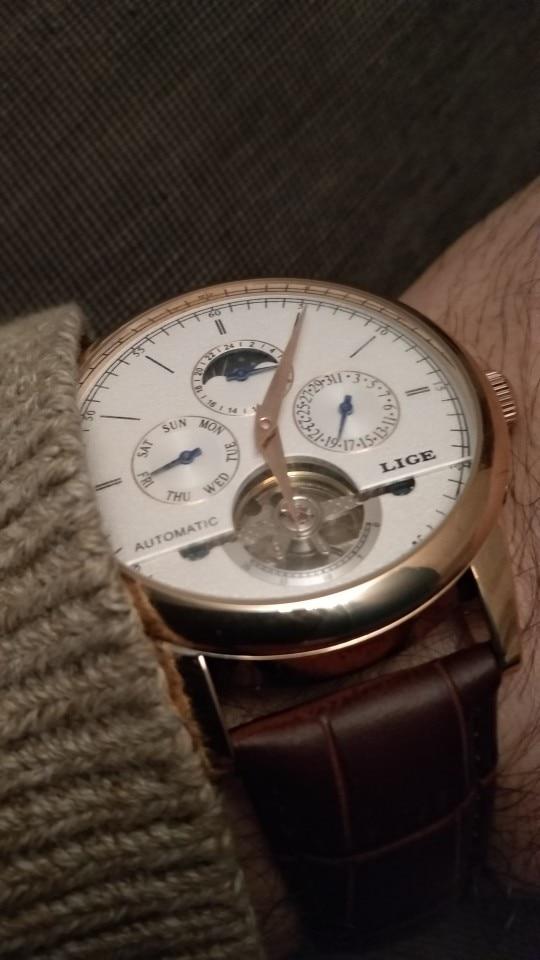 -- Clássico Homens Relógio