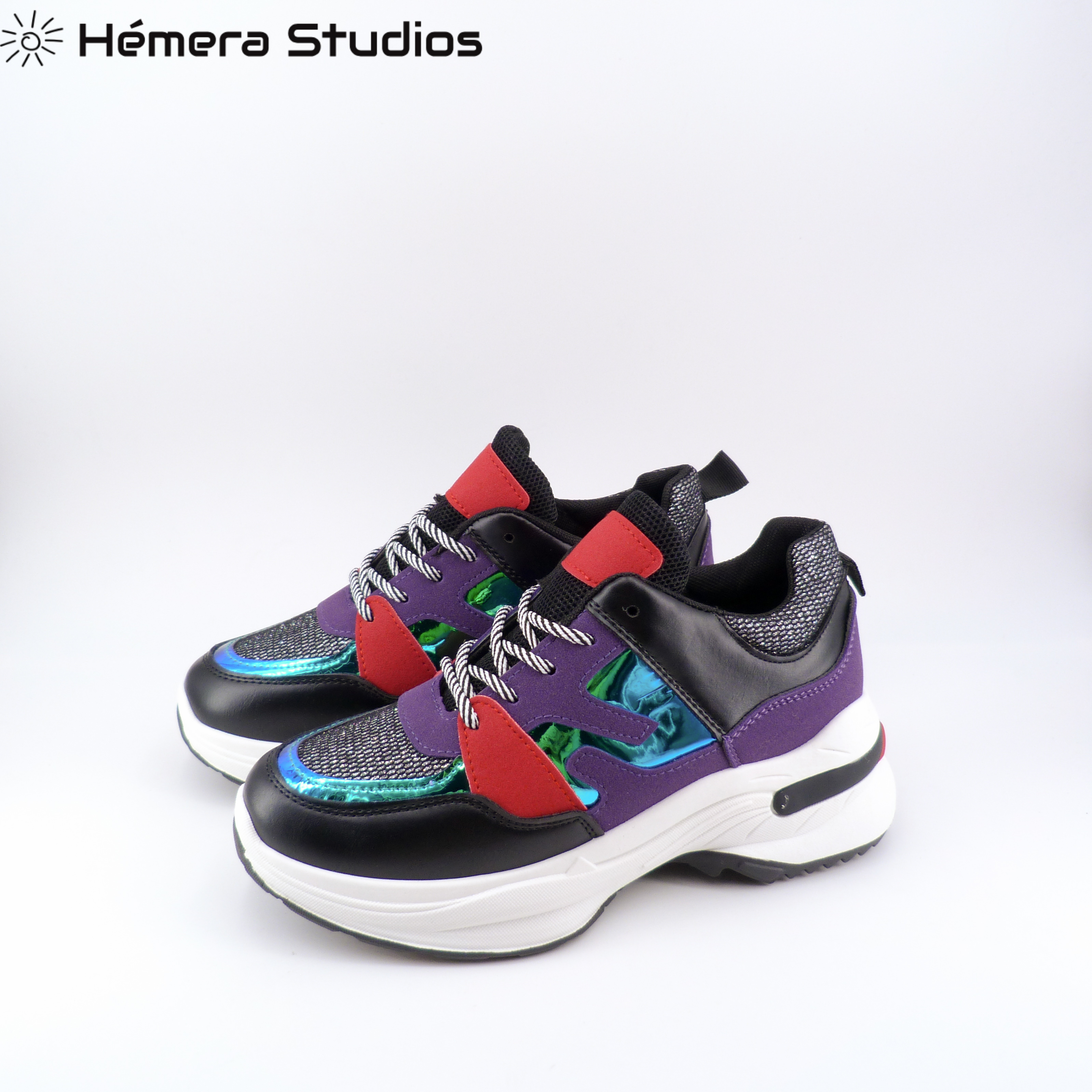Women's Shoes Sports Casual Woman With Cords Platform Shoes Woman