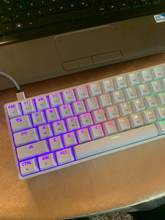 Keyboard shipped to Morocco in perfect condition after a month. Excellent service