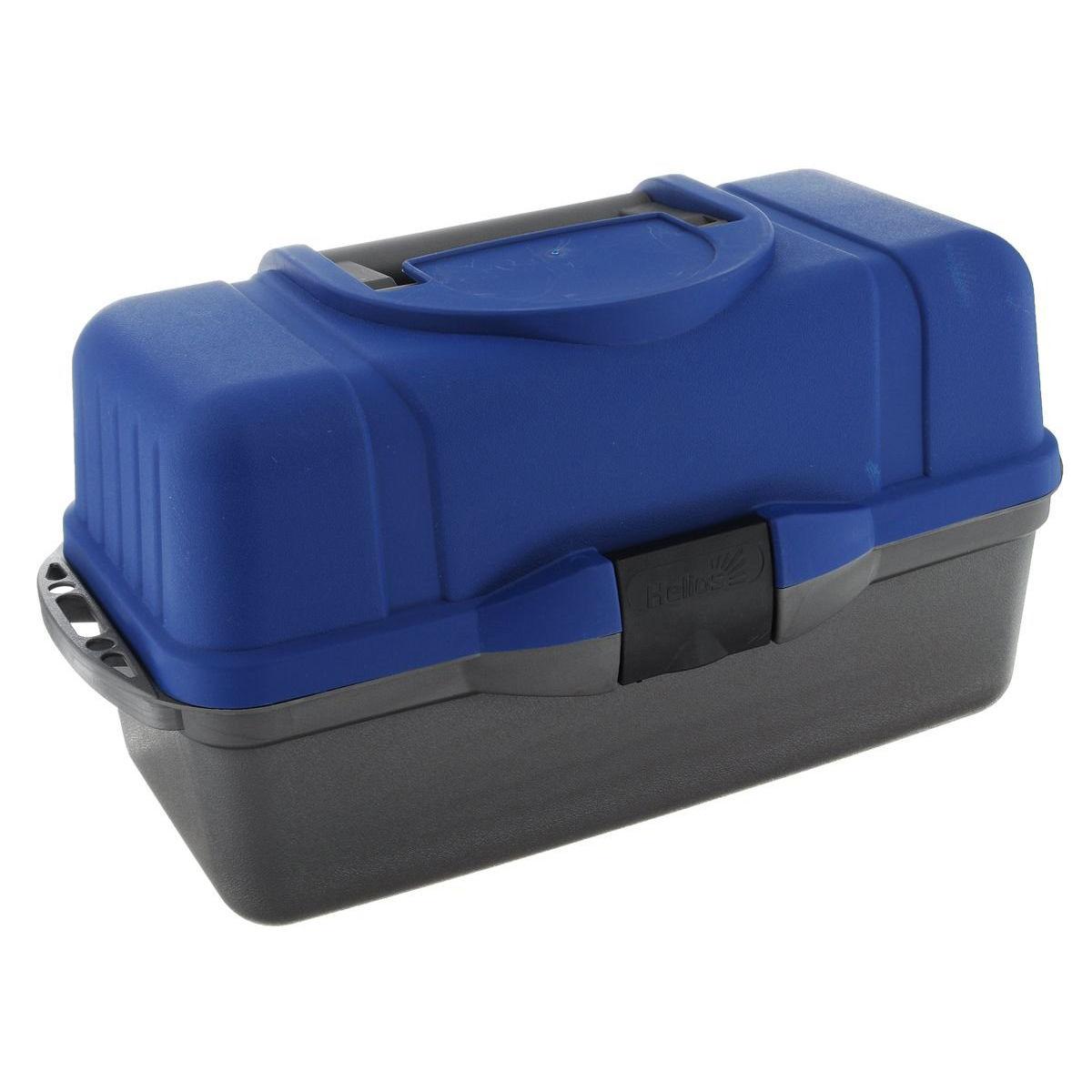 Box Fishing Three-shelf Helios 43 х22х24см 4607137032223