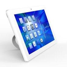 10 inç duvar montaj PoE Android tablet pc beyaz veya siyah (RK3288, 2GB DDR3, 16GB flaş, wifi, Ethernet, BT, VESA 75*75mm)