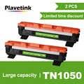 Cartucho de tóner negro Plavetink TN1050 Compatible con impresoras láser Brother HL-1110 1210 MFC-1810 DCP-1510 DCP-1610W