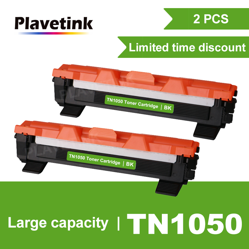 Plavetink TN1050 Black <font><b>Toner</b></font> Cartridge Compatible For <font><b>Brother</b></font> <font><b>HL</b></font>-<font><b>1110</b></font> 1210 MFC-1810 DCP-1510 DCP-1610W Laser Printers image