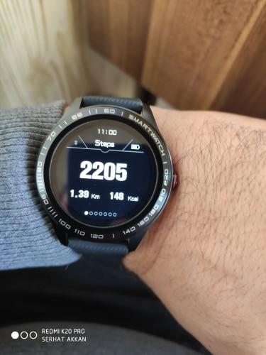en title1:LEMFO L9 Smart Watch ECG Heart Rate Calls Reminder Full Touch Smartwatch IP68 Waterproof Watch Men For Android IOS PK L7 GT2 Smart Watches     - AliExpress