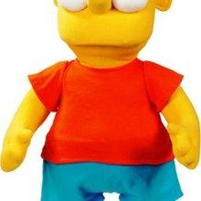 United Labels 1000364 The Simpsons-Bart Plush (80 cm)