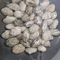 辣炒花蛤(花蚬子、花甲、蛤喇)的做法图解2
