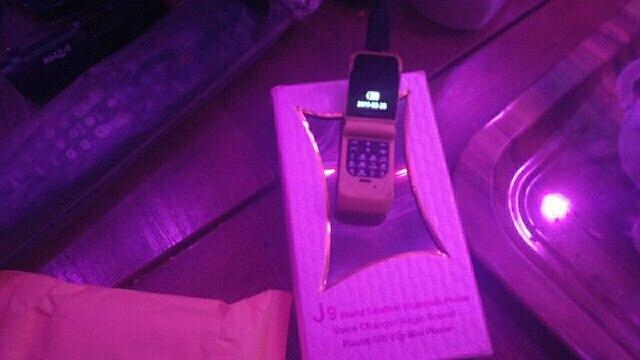 "Mini Flip Mobile Phone LONG CZ J9 0.66"" Smallest Cell Phone Wireless Bluetooth Dialer FM Magic Voice Handsfree Earphone For Kids Cellphones     - AliExpress"