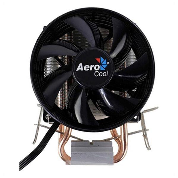 Ventilator Aerocool VERKHO2 9 Cm 1,8W Blue