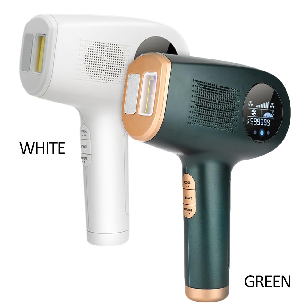 opti ponto de gelo foto depilador indolor remoção do cabelo