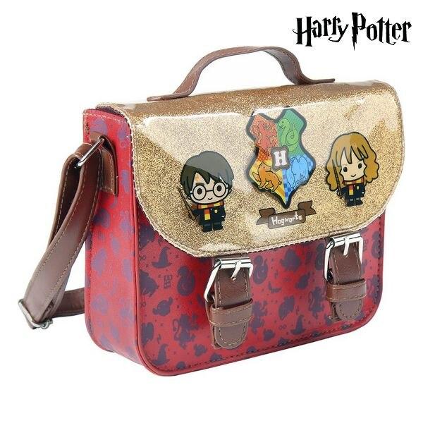 Shoulder Bag Harry Potter 72886 Golden Red