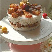 红烧肉蛋糕|干饭人的蛋糕,简单快手一看就会的做法图解12
