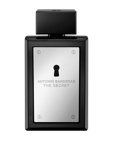 Perfume Antonio Banderas The Secret Water Eau De Toilette 100 Ml