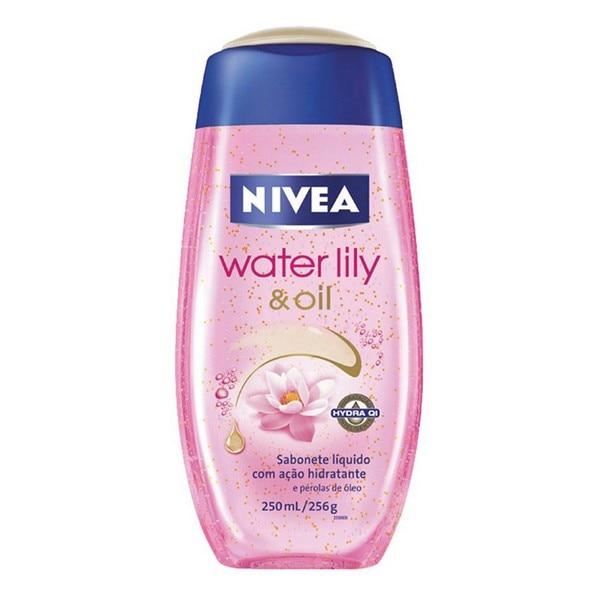 Shower Gel Waterlily & Oil Nivea (250 Ml)