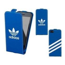 Pokrowiec na telefon komórkowy Galaxy S4 Mini Adidas niebieski -