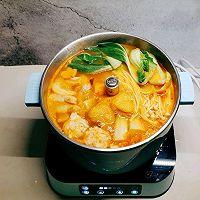 """鲜味减脂火锅#美食说出""""新年好""""#的做法图解18"""