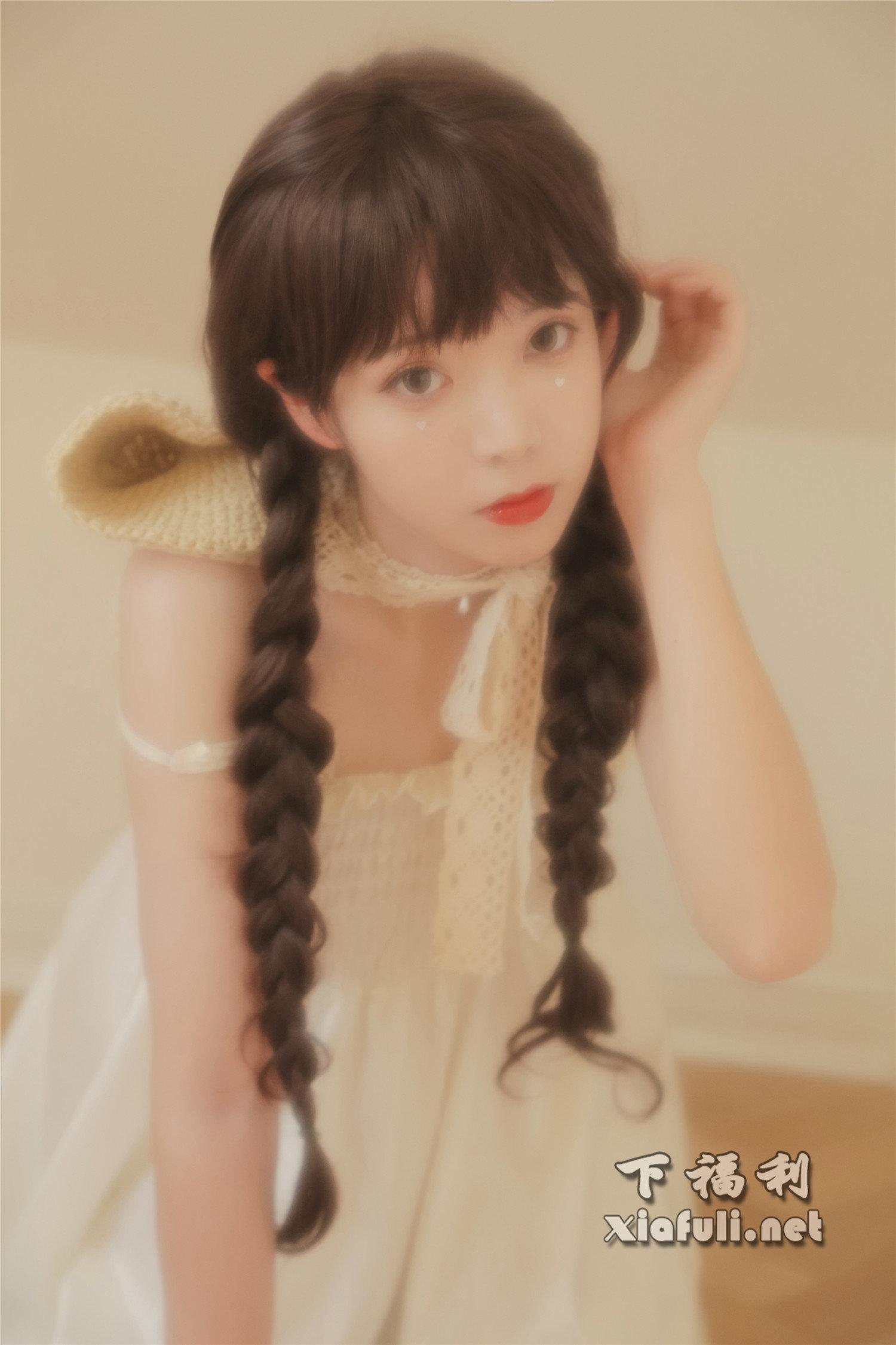 清新少女@Fushii_海堂 洛丽塔[57P-241MB]插图1