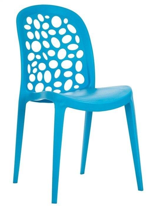 Chair ARASHI, Polypropylene Sky Blue *