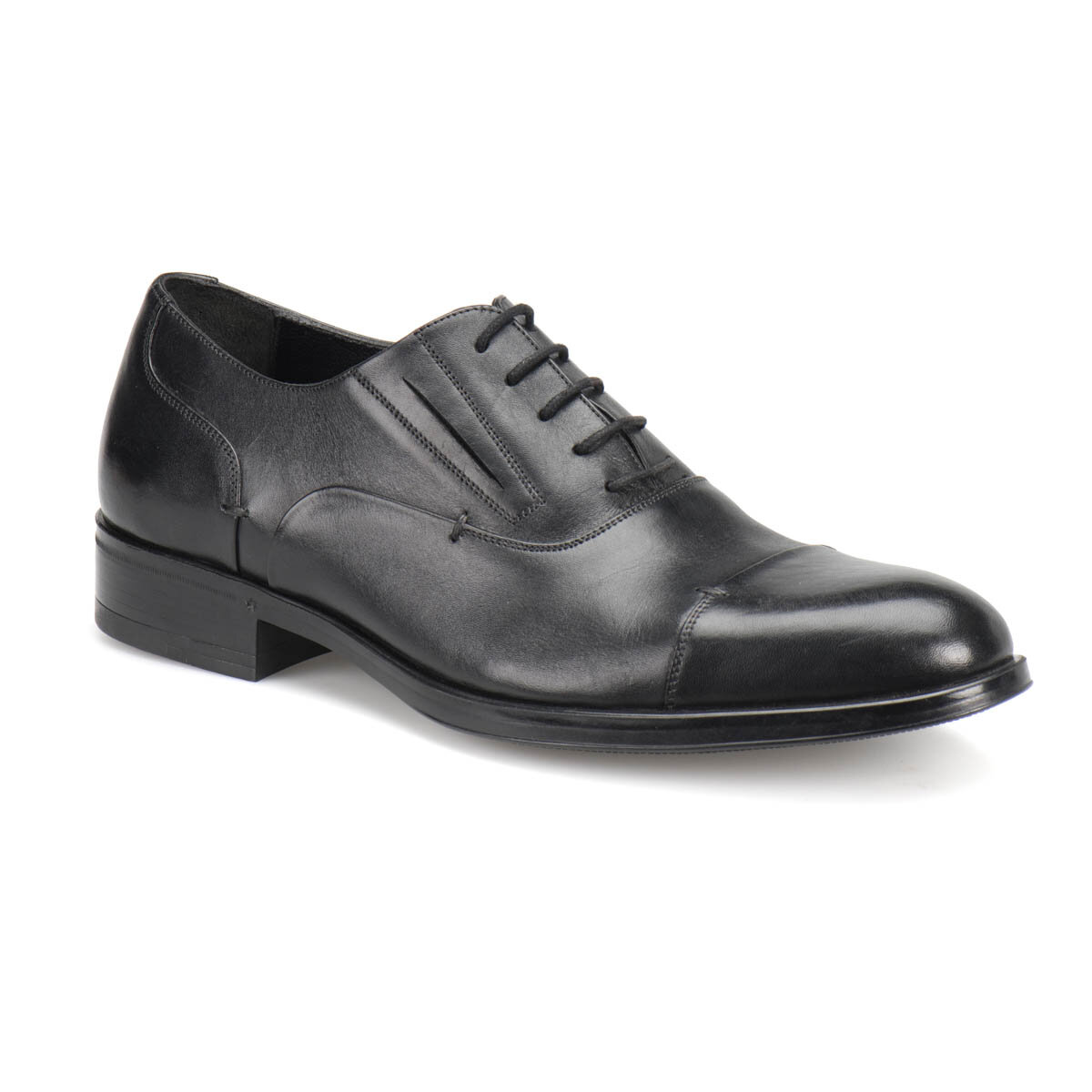 FLO 1938 Black Men 'S Classic Shoes Garamond