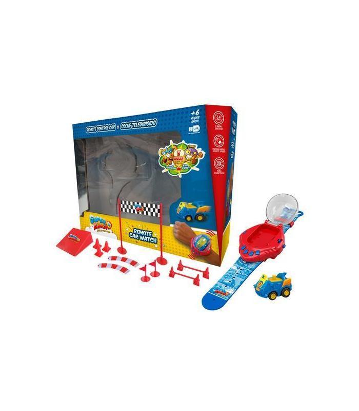 Superzings Radius Controlled Clock Toy Store