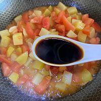 冬季解馋又减肥的番茄土豆肥牛汤的做法图解10