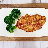轻盐低脂香烤鸡胸肉减脂必备好吃不胖的做法图解5