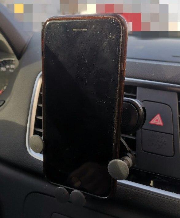 GETIHU gravité Support pour téléphone voiture