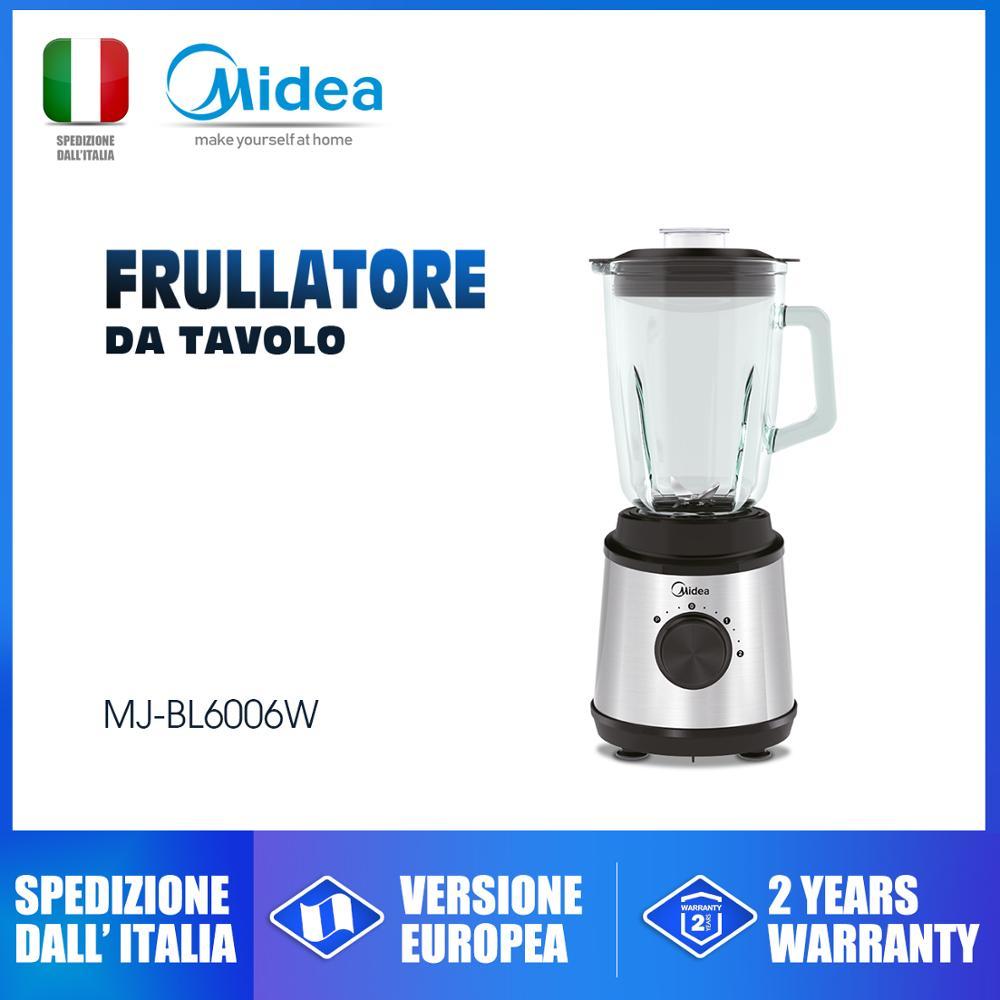 Midea MJ BL6006W Fruit Vegetable blenders Cup Portable Baking Machine Electric Juicer Kitchen mixer frullatore trita frutta|Juicers| |  - title=