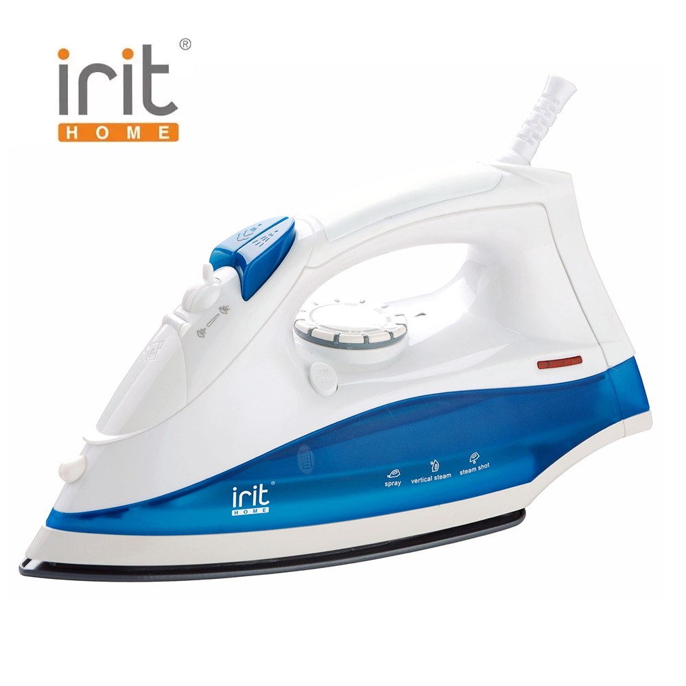 Iron electric Irit IR-2222 Iron for ironing Mini iron steam iron Steam generator for clothing Irons Electric steamgenerator Small iron недорого