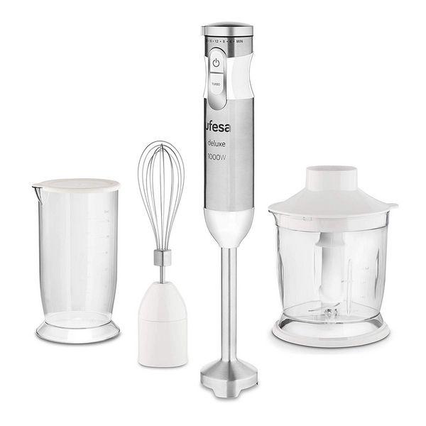 Hand mixer UFESA BP4572 1000W Blanco-in Lebensmittel-Mixer aus Haushaltsgeräte bei