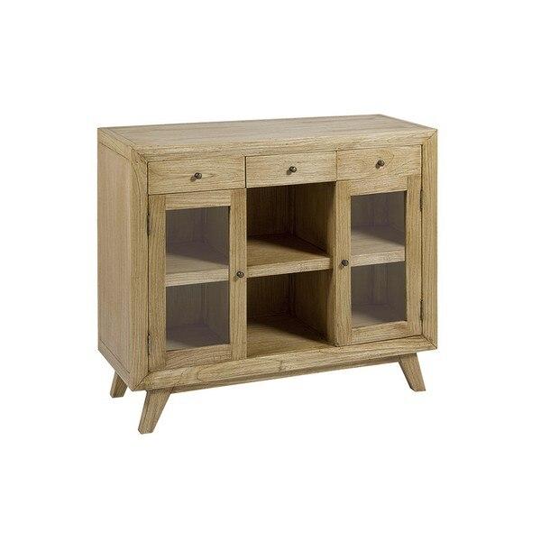 Console Mindi Wood Plywood (100 X 35 X 90 Cm)