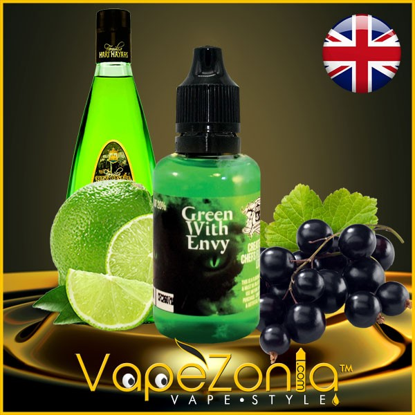 Aromas Chefs Flavours GREEN WITH ENVY 30ml Vape Shop Valencia