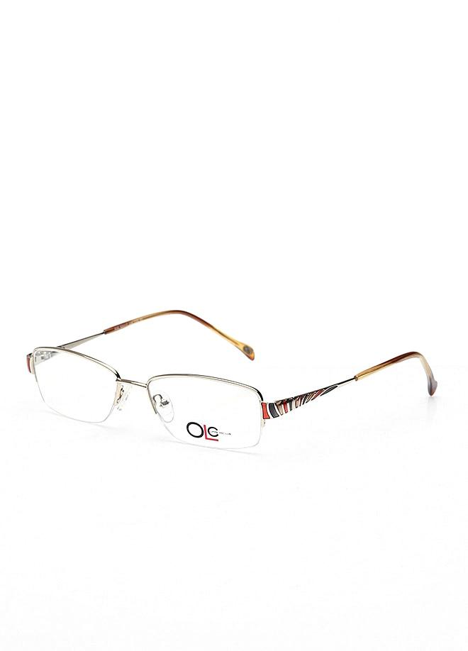 Markamilla Women Reading Glasses Frame Demo Glasses Eyewear Transparent High Quality WomenOptoline F-S 606 01